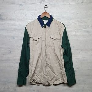 Vintage Western Button Down Shirt. AMAZING! Wow!